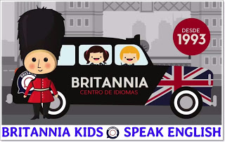 Inglés para niños con ENGLISH KID´S CLUB